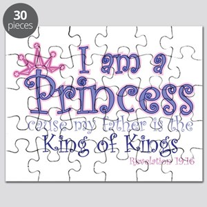 I am a Princess Puzzle