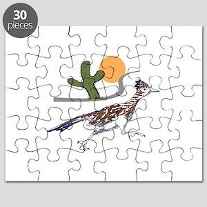ROADRUNNER SCENE Puzzle