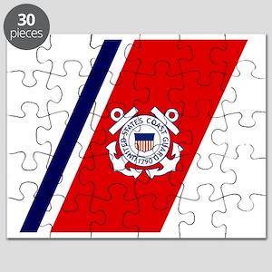 USCG-Racing-Stripe-... Puzzle