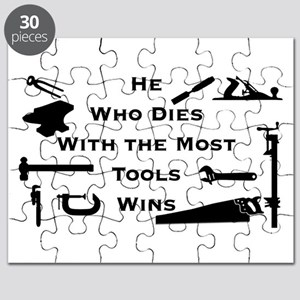 Most Tools Puzzle