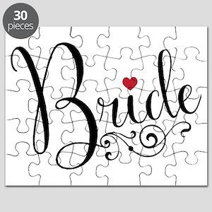 Elegant Bride Puzzle