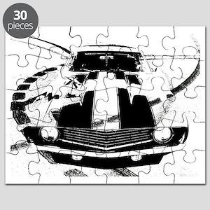 Camaro Style 3 Puzzle