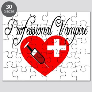 Phlebotomist - Professional Vampire Puzzle