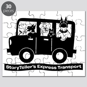 StoryTellers Express Transport Puzzle