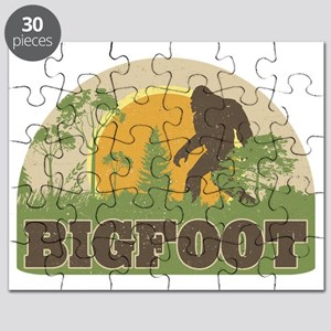 Bigfoot Puzzle