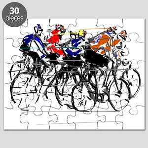 Tour de France Puzzle
