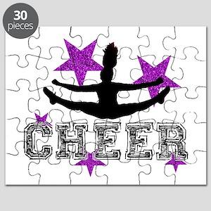 Cheerleader Puzzle