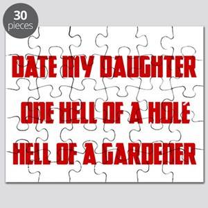 Date Hole Puzzle