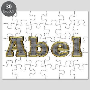 Abel Gold Diamond Bling Puzzle