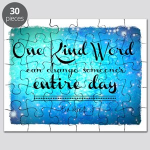One Kind Word Puzzle