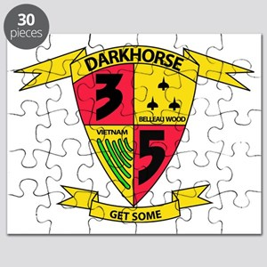 SSI - 5TH MARINE RGT-3RD BN Puzzle