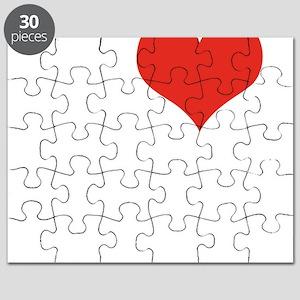 i love ibiza Puzzle