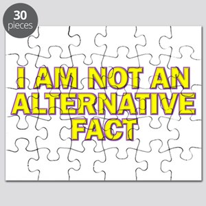 I Am Not An Alternative Fact Puzzle