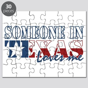 Someone in Texas Puzzle