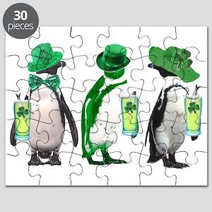 Irish penguins Puzzle