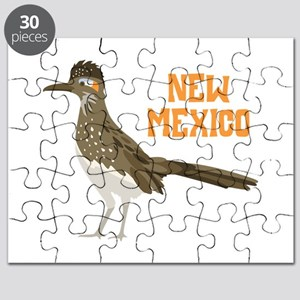 NEW MEXICO Roadrunner Puzzle