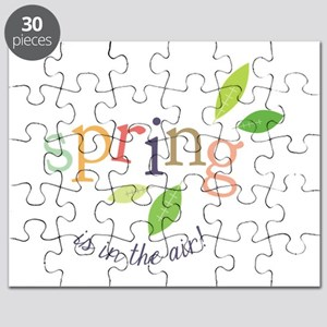 Spring In The Air Puzzle