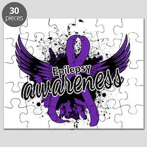 Epilepsy Awareness 16 Puzzle