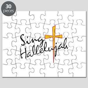 Sing Hallelujah Puzzle