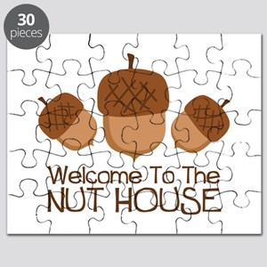 Welcome To The Nut House Puzzle