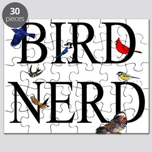 Bird Nerd Puzzle