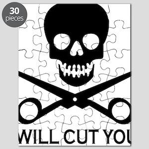 Beauty Shop Pirate 1 Puzzle