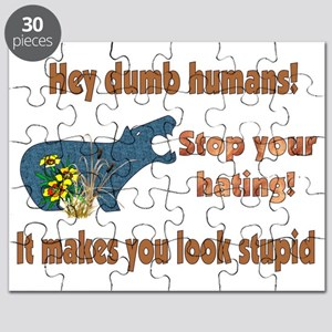 Stop Your Hating Puzzle