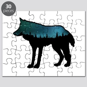 WOLF NIGHTLY Puzzle