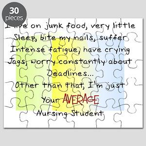 Nursing Student Puzzle