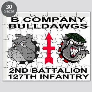 ARNG-127th-Infantry-B-Co-Calendar Puzzle