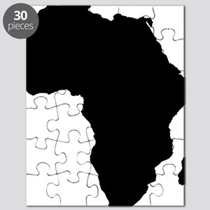 African Continent_Large Puzzle