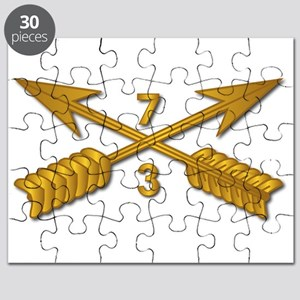 3rd Bn 7th SFG Branch wo Txt Puzzle