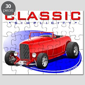 Classic Hot Rod Puzzle