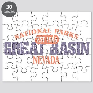 Great Basin National Park NV Puzzle