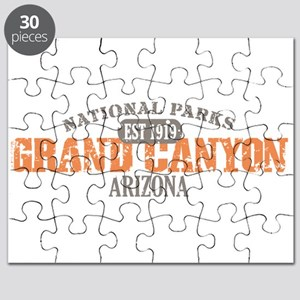 Grand Canyon National Park AZ Puzzle