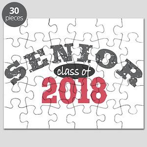 Senior Class of 2018 Puzzle