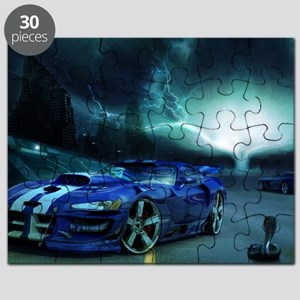 FASTER THAN LIGHTENING Puzzle