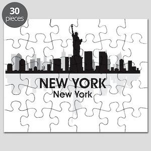 New York Skyline Puzzle