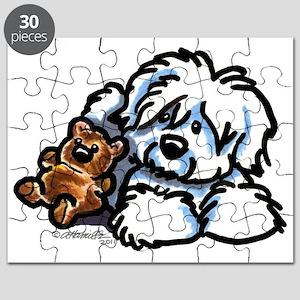 Coton Teddy Puzzle