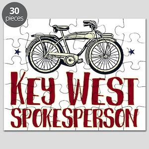 Key West Spokesperson Puzzle