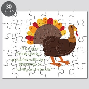 May Your Thanksgiving Puzzle