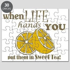 When Life Hands You Lemons Puzzle