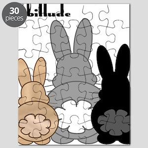 Rabbittude Posse Puzzle