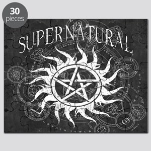 Supernatural Black Puzzle