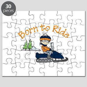 Born to Ride Puzzle
