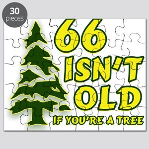 66 Isn't Old, If You're A Tree Puzzle