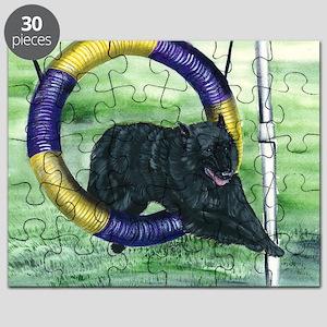 bel shep agility Puzzle