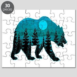 A BLUE MOON Puzzle