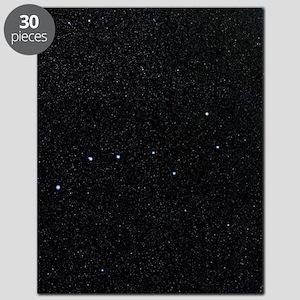 The Plough in Ursa Major, optical image Puzzle