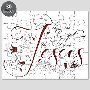 Beautiful name of Jesus Puzzle